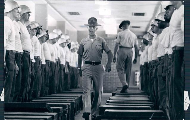 Marine Corps Drill Instructors: 1970 | Marine Corps ...