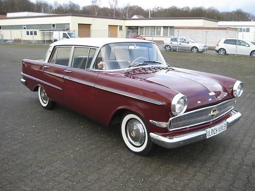 Opel Kapit 228 N L 1960 Mobile De Willem S Knol Flickr