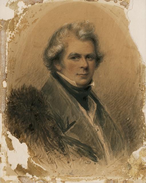 A biography of sir john ross