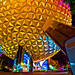 Walt Disney World - EPCOT Center - SpaceShip Earth