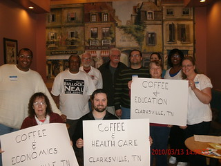 C Coffee Company Clarksville Tn