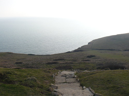Path to Dancing Ledge | by Liz & Johnny