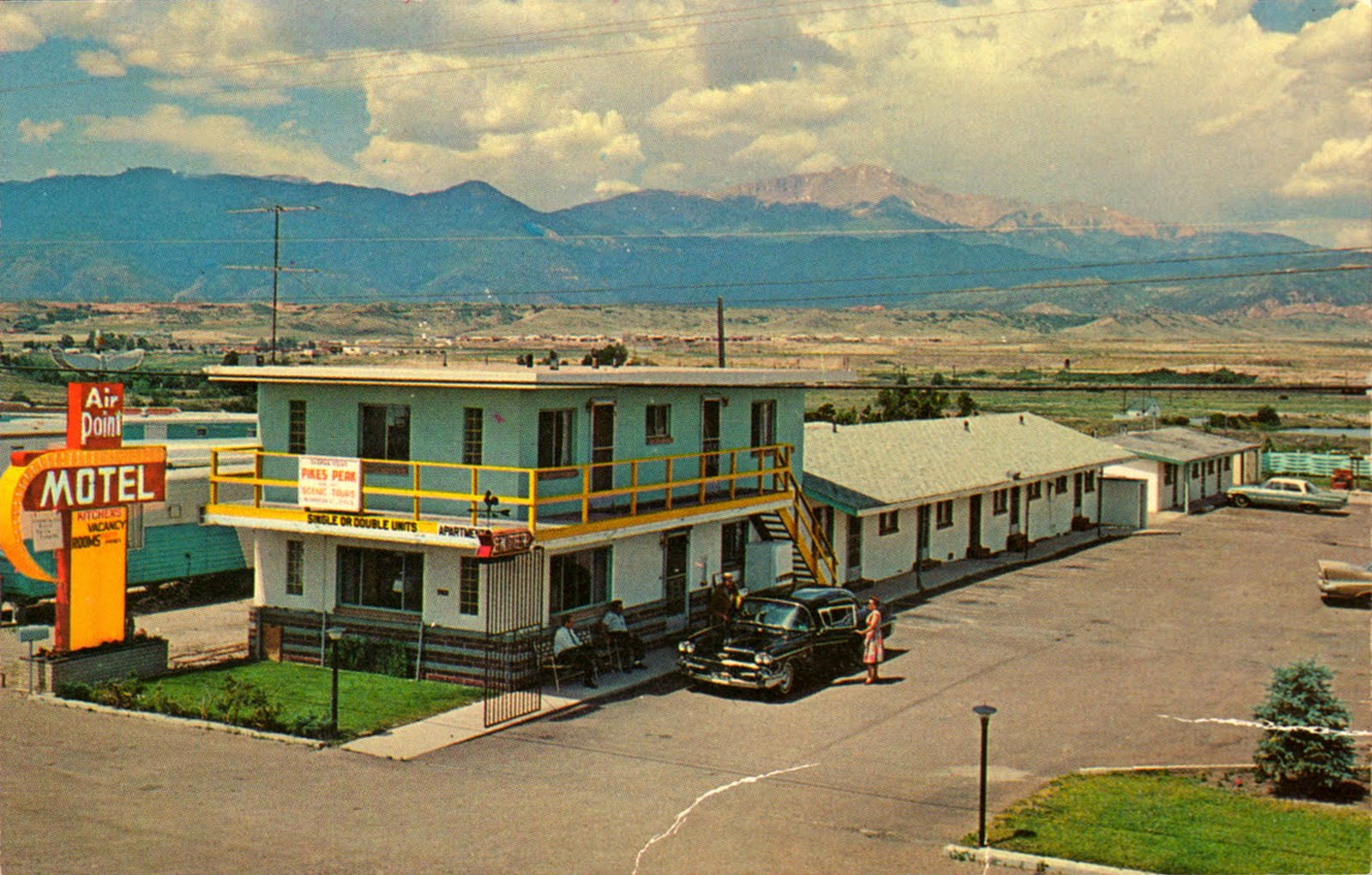 Air Point Motel - Colorado Springs, Colorado