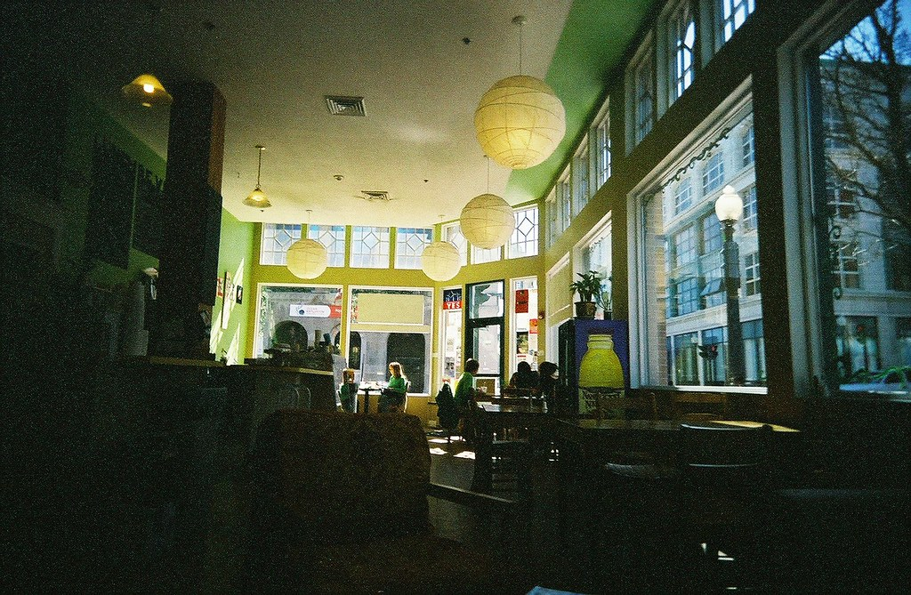 Cafe In New Bedford