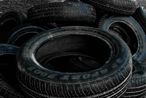 Old Rubber | by Michael C Strack