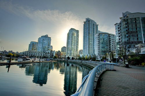 Vancouver Yaletown Hdr Not My Best Hdr Work Feel Like I