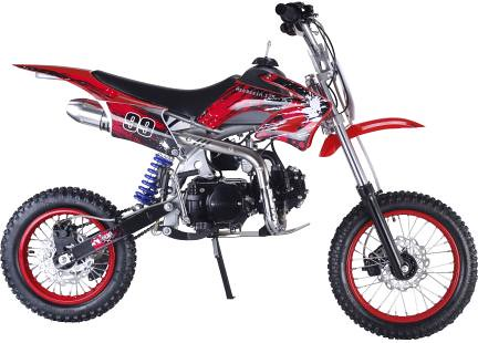 Red Akuma Assassin 125cc Pit Bike For Sale To Buy Cheap Flickr