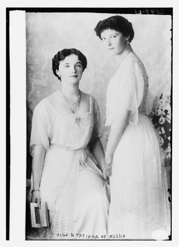 Olga & Tatiana of Russia  (LOC) | by The Library of Congress