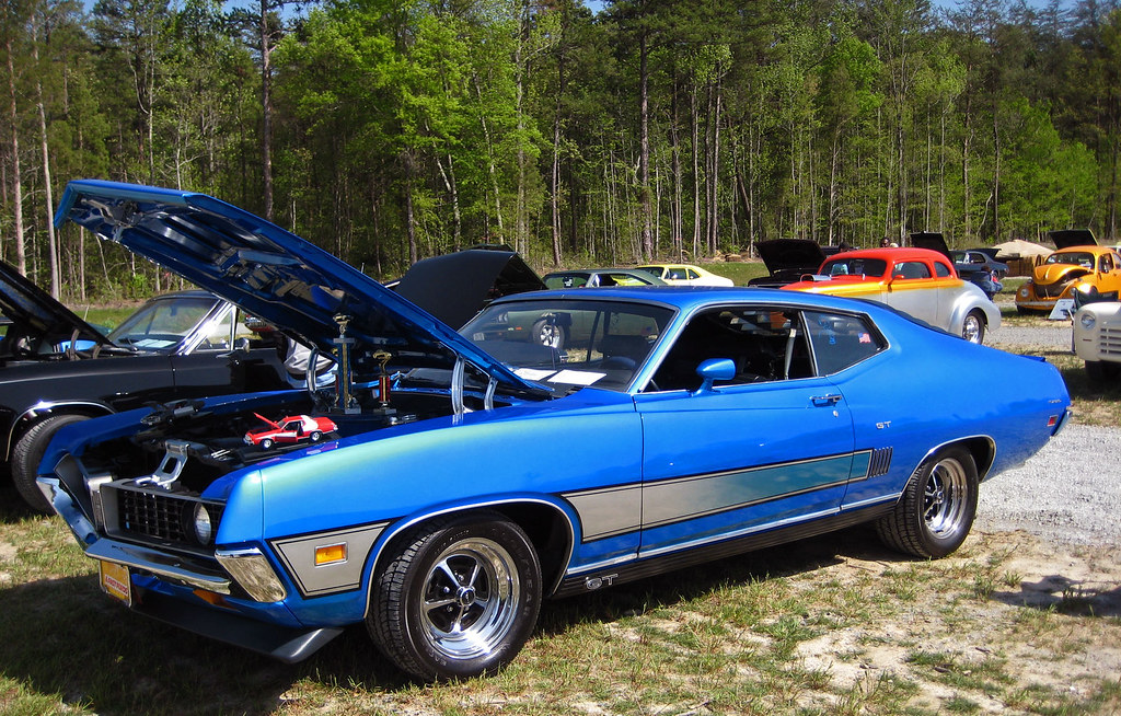 New Ford Torino >> 1971 Ford Torino GT | Jack | Flickr