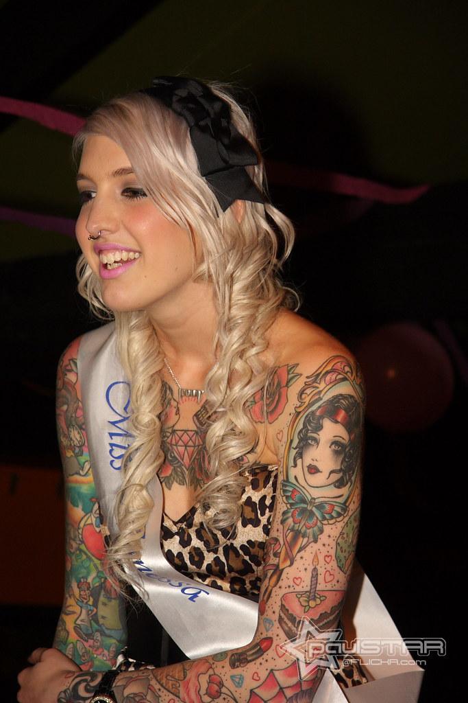Miss Tattoo Victoria 2009