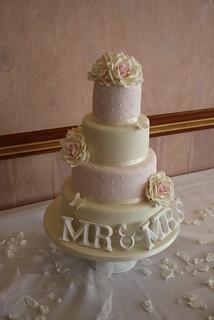 Wedding Cake Passion Framboise