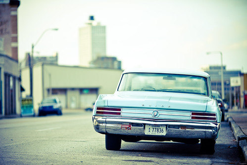 I've Been Watching Your Buick for Quite Some Time | by Thomas Hawk