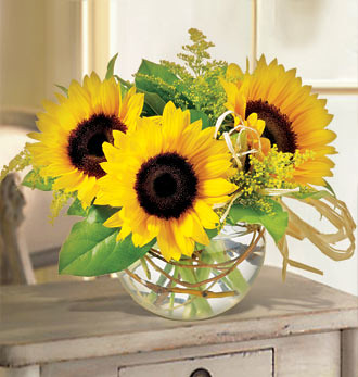 Sunflower Bouquets Send Flowers With Florist Delivery