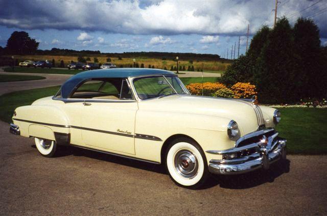 1951 pontiac super deluxe catalina 2