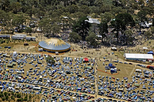MMF2005.aerial.circustent | by Aunty Meredith