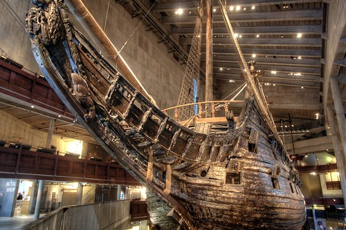 Vasa Museum HDR, Stockholm, Sweden | by To Uncertainty And Beyond