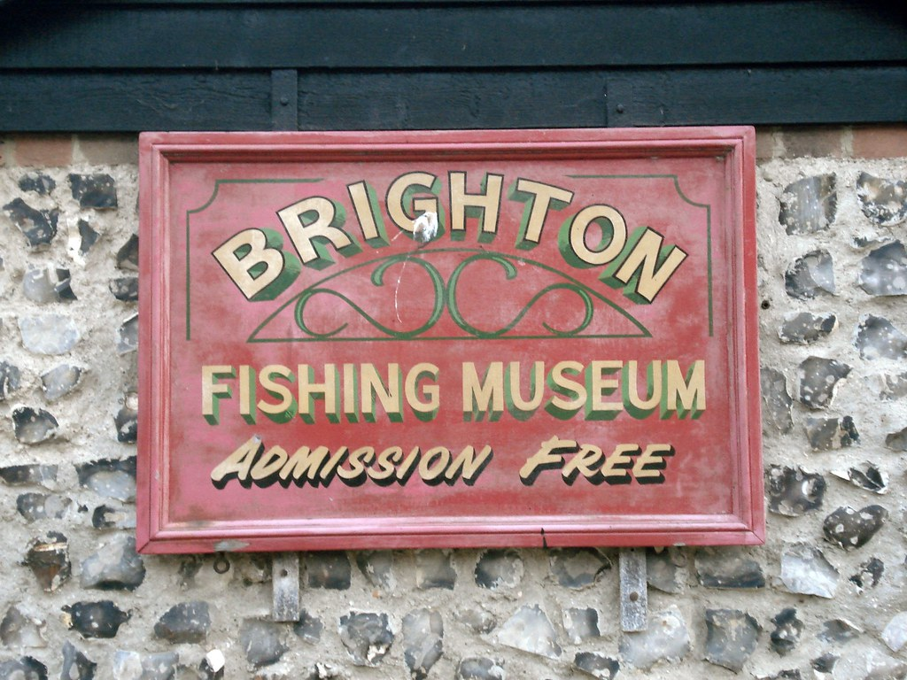 Brighton Fishing Museum & Cafe