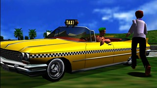 Crazy Taxi (XBLA/PSN) | by SEGA of America