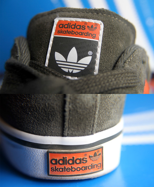 Adidas Busenitz Vulc Black White Shoes