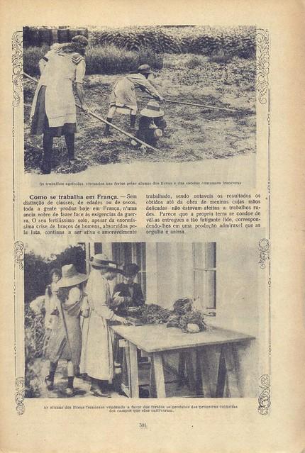 Ilustração Portugueza, No. 612, Novembro 12 1917 - 16 by Gatochy