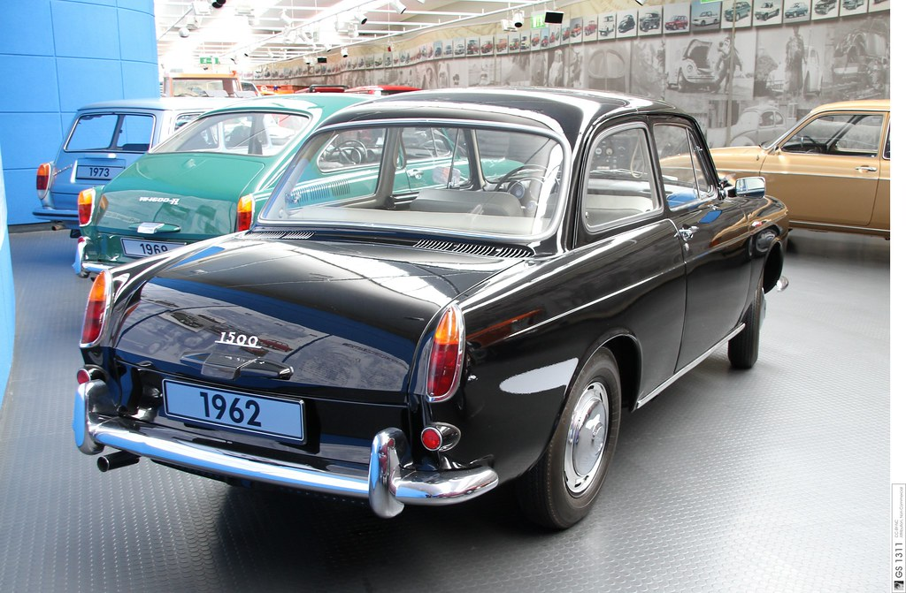 1961 Volkswagen 1500 Typ 3 04 Georg Sander Flickr
