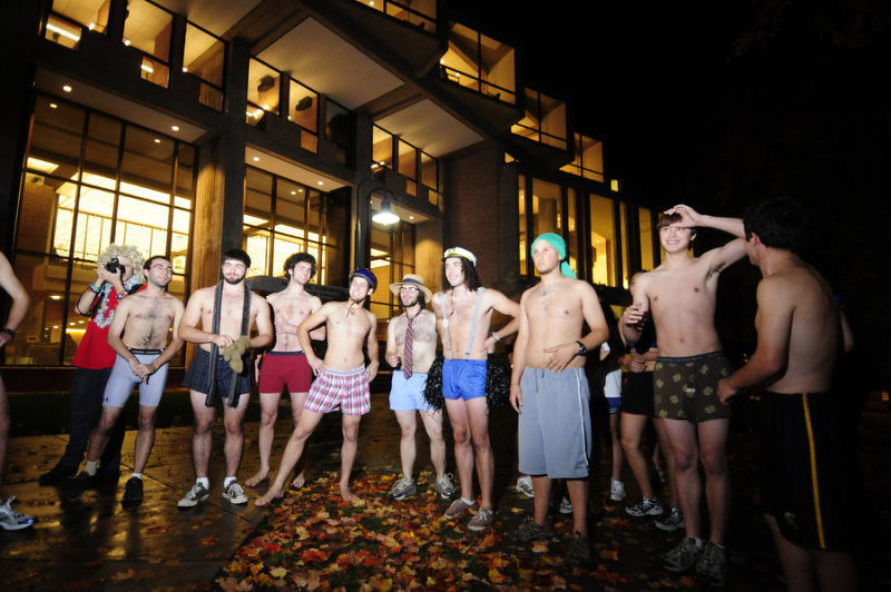 Remembering the Nearly Naked Mile: IUs best Homecoming