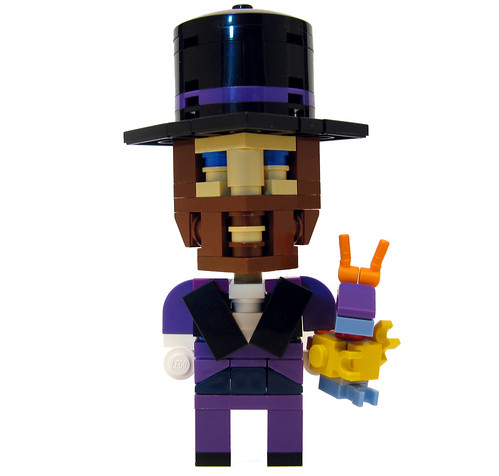 CubeDude - Dreamfinder and Figment | by Sir Nadroj
