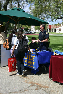 2005 Career Fair (Police Department) | by California State University Channel Islands