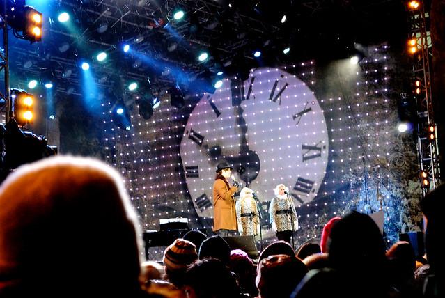 Celebraciones del Fin de año en Helsinki