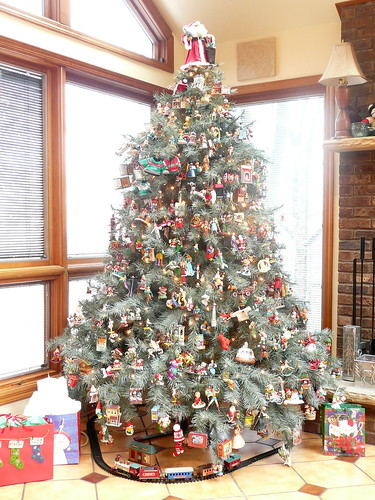 Hallmark Christmas Trees