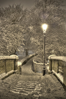 Chester Walls in the snow | by Mark Carline