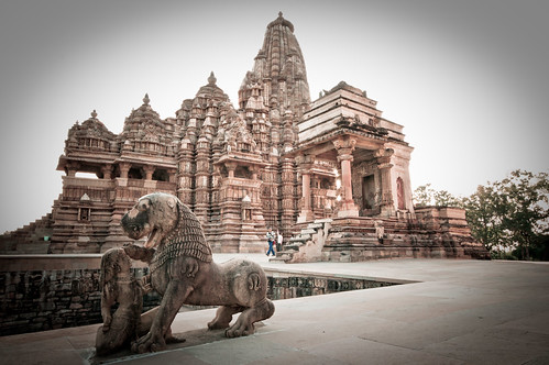 Khajuraho Temple | by karmadude