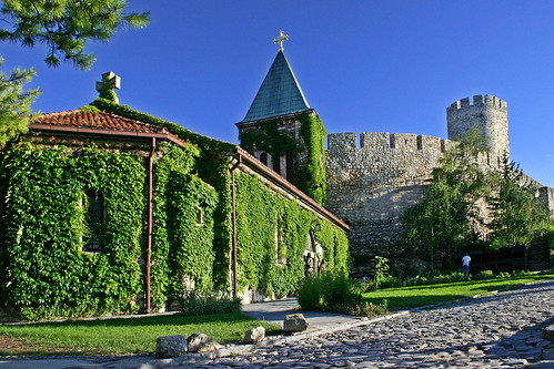 Church Ruzica on Belgrade Fortress - Belgrade, Serbia | by whl.travel