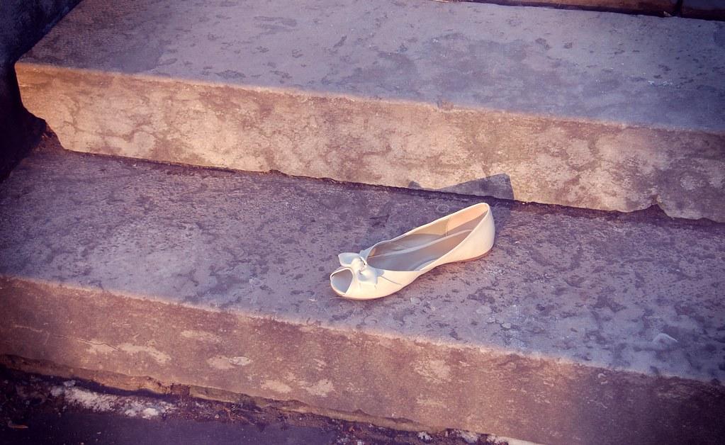 Cinderellas Lost Shoe