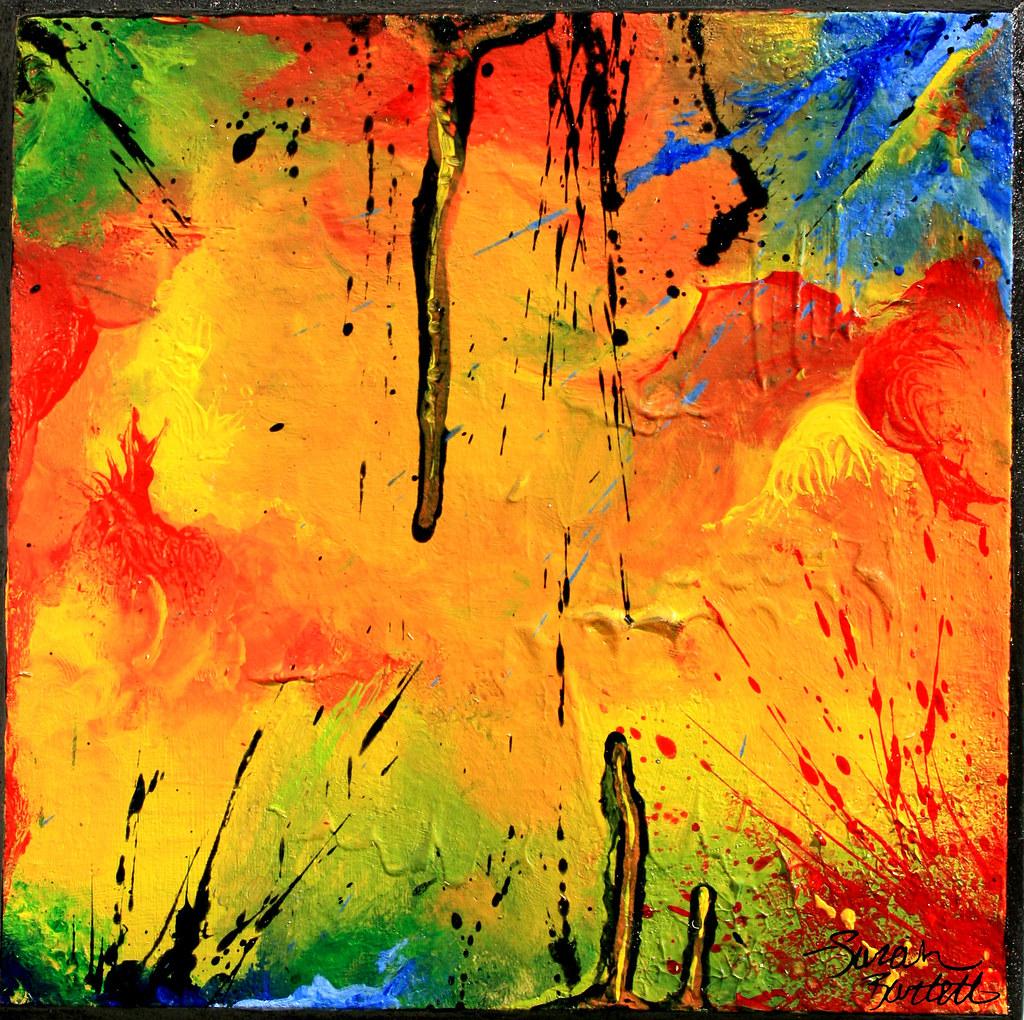 Goldfinger 99 Red Balloons Synesthesia Art