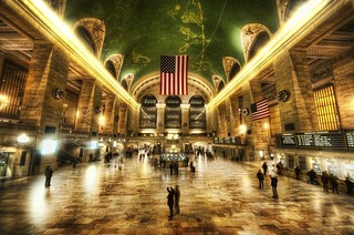 The Grand Central Station | by Stuck in Customs