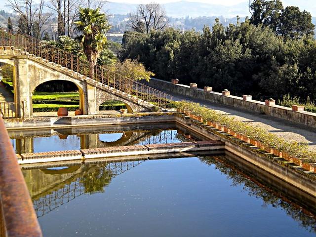 Villa medicea della petraia firenze villa petraia floren for Villa la petraia