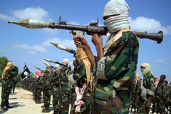 Somalia al-Shabab resistance fighters inside the country where a US-backed regime is attempting to dominate the Horn of Africa state. A notice about potential attacks in Kenya was discredited as a fake claim. | by Pan-African News Wire File Photos