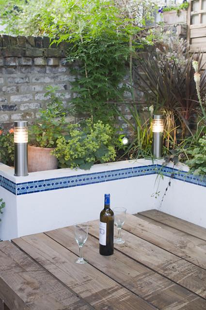 The Moroccan Courtyard Garden By Earth Designs Www Earthd