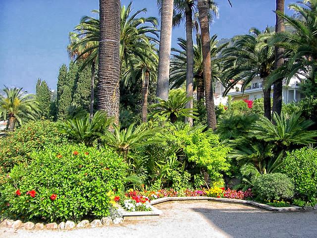 Menton jardin de la villa maria serena 17 d couvrez for Jardin de la villa