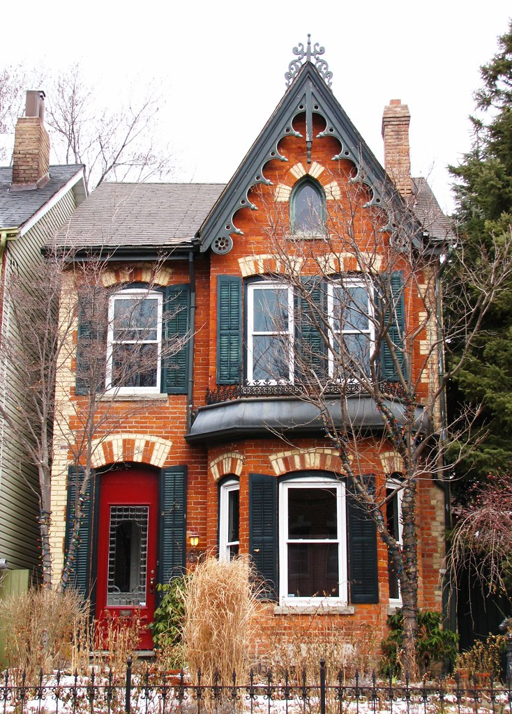 Heritage Home On 60 Spruce Street Cabbagetown Toronto O