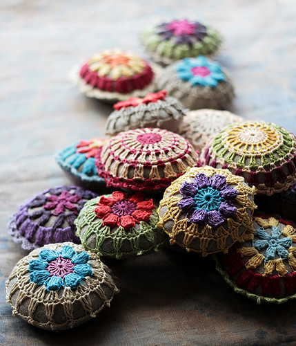 more pincushions | by namolio