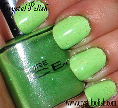 Pure Ice Rescue Me (over white) | by CrystalPolish