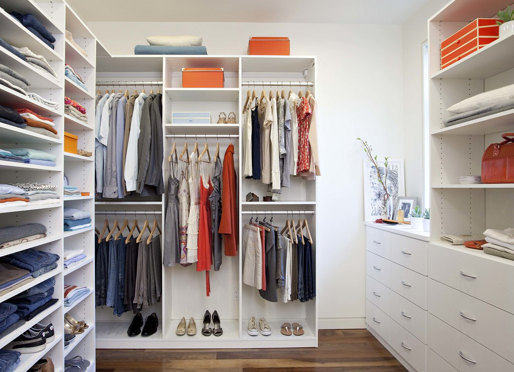Nice ... California Closets   AFTER IMAGE, Walk In Closet In Lago, Bellissima  White Finish