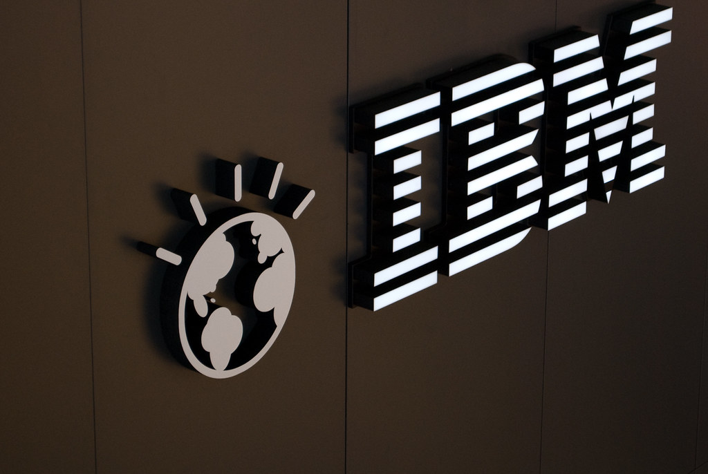 IBM Logo | Patrick | Flickr