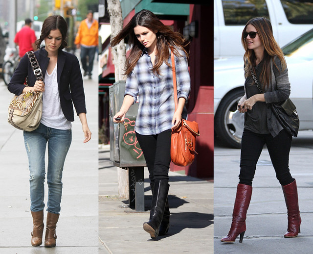 Rachel Bilson Street Style See How To Get The Look At Www Flickr
