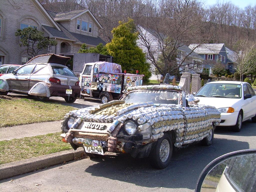 dscn1562 aluminum can car gene marions photostream flickr. Black Bedroom Furniture Sets. Home Design Ideas