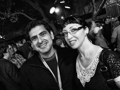 Terms Of Use >> George Ruiz and Violet Blue at SXSW 2010 ...