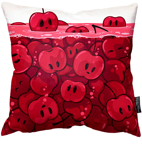 Cherry Pillow | by ☆ - ☆ zutto