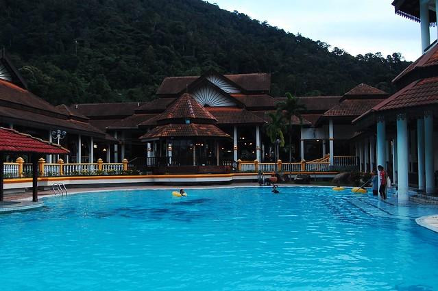 Teluk Dalam Resort Pangkor Island